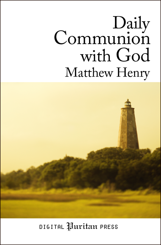 Book Cover: Daily Communion With God