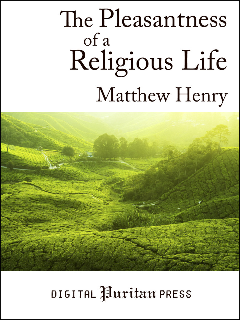 Book Cover: The Pleasantness of a Religious Life