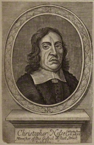 NPG D29726; Christopher Ness after Unknown artist
