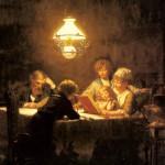 Ekvall_Knut_The_Reading_Lesson