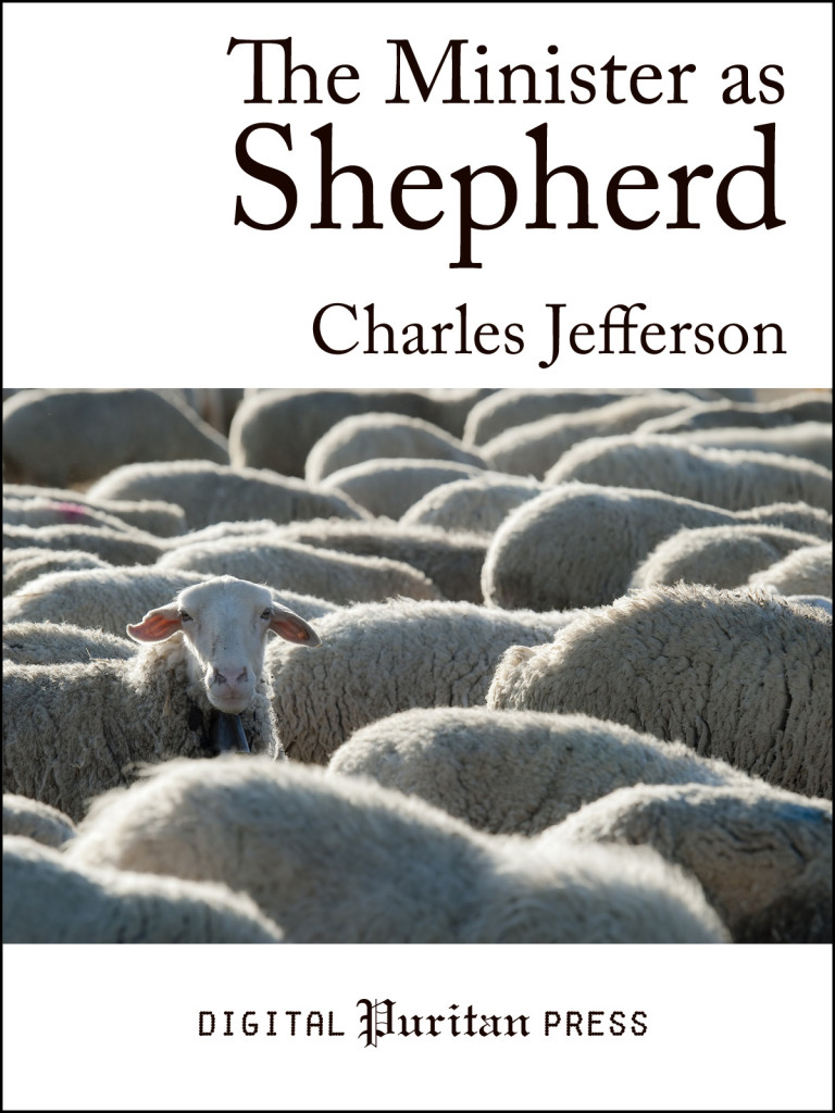 Book Cover: The Minister as Shepherd