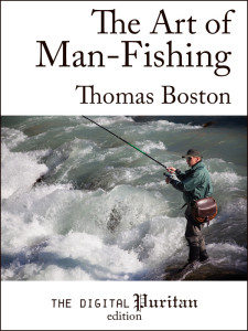 Book Cover: The Art of Man-Fishing