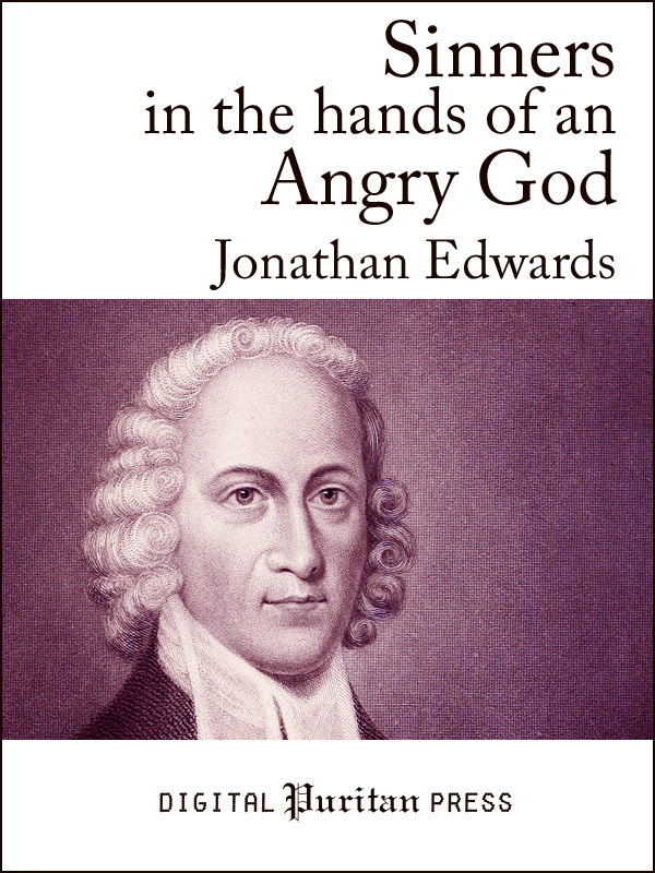 Book Cover: Sinners in the Hands of an Angry God