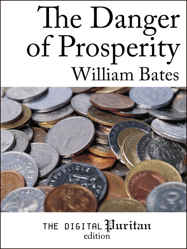 Book Cover: The Danger of Prosperity